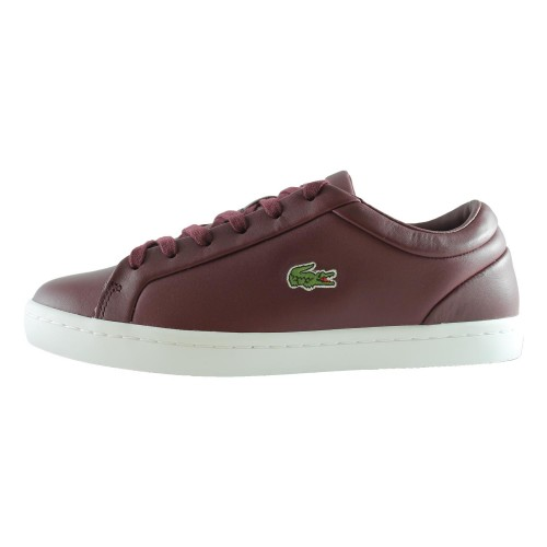 Lacoste STRAIGHSET LACE 317 Μπορντώ