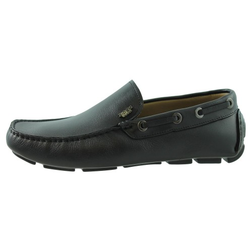 Boss Shoes J5783 Μαύρο