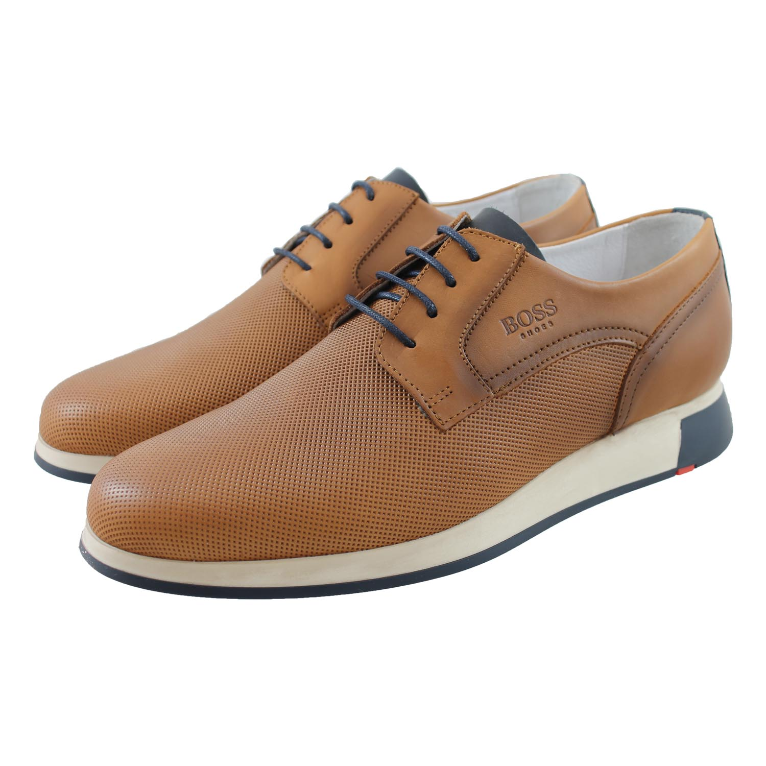 80cd77395aa Boss Shoes LP250 Ανδρικά Casual Ταμπά | TheShoe.gr