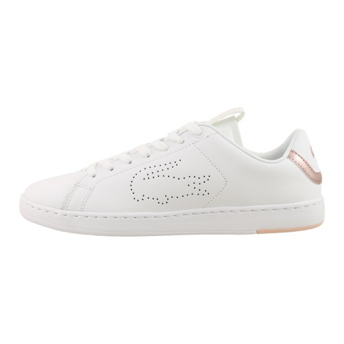Lacoste CARNABY EVO LIGHT Άσπρο ff23622fd38
