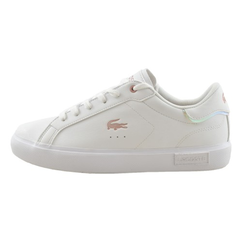 Lacoste Powercourt 0921 2 Suj Άσπρο-Ρόζ